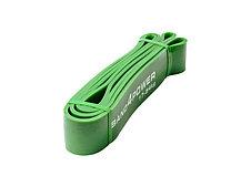 Зеленая резиновая петля (17-54 кг). Резиновые петля для подтягивания. Петля для турника, фото 3
