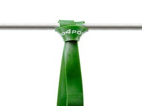 Зеленая резиновая петля (17-54 кг). Резиновые петля для подтягивания. Петля для турника