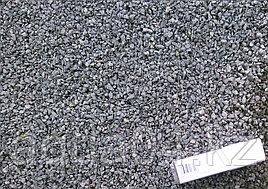 """Натуральный черный грунт """"Габбро"""" 2,0-5,0 мм"""