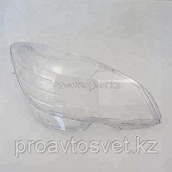 Стёкла фар MERCEDES-BENZ C-CLASS W204 (2007 - 2011 Г.В.) ДОРЕСТАЙЛИНГ