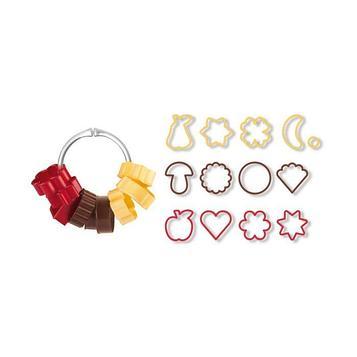 Традиционные формочки Tescoma DELICIA для печенья, 13 штук