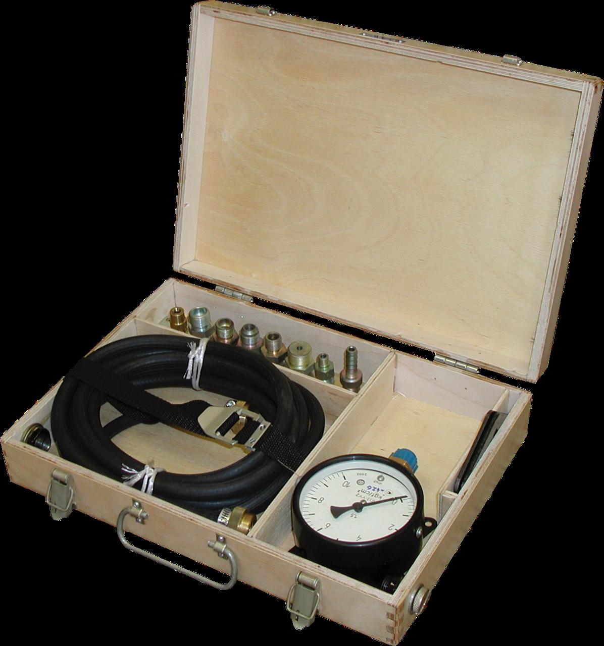 Прибор для проверки пневмопривода тормозной системы МЕТА М 100 .02