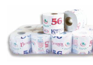 Туалетная бумага «56+М»