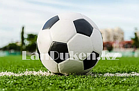Футбольный мяч черно-белый, фото 1