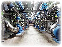 Монтаж отопления, водопровода и канализации