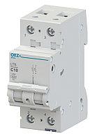 Автоматический выключатель LTS-0,5C-2 - LTS-63C-2 OEZ:42050 - OEZ:42065