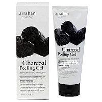 Пилинг - гель Charcoal Peeling Gel Pure Narural 180 ml. NAN Cosmetics