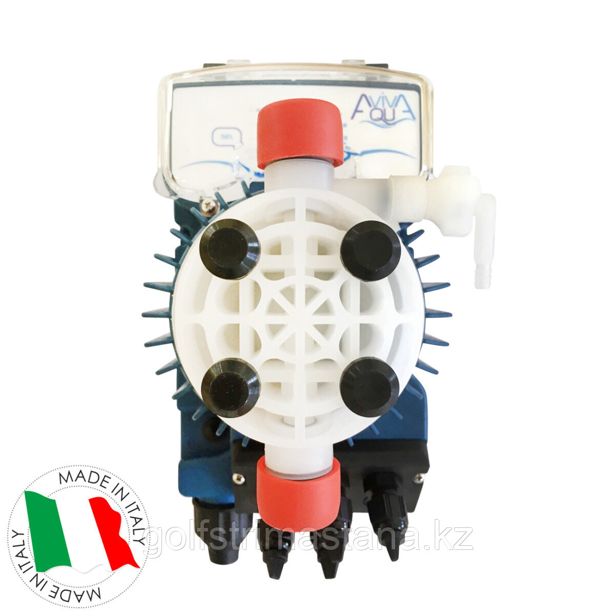Дозирующий насос AquaViva APG800 универсальный / 15 л/ч / с ручн. регулир.