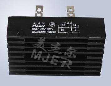 Meyer Bridge Rectifier SQL100A SQL100-16 Трехфазный выпрямительный мостовой модуль высокого качеств