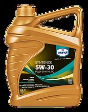 Моторное масло Eurol Syntence 5W-30 4L