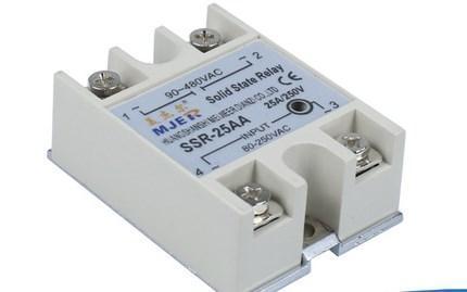 Meyer SSR25AA однофазное твердотельное реле переменного тока AC 250V гарантия, фото 2