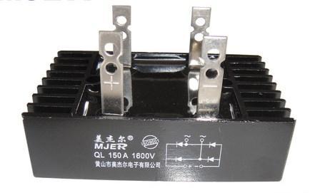 Мейер QL150A1600V QL150A-16 однофазный выпрямительный мостовой модуль QL-150A 1 год гарантии