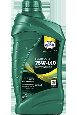 Трансмиссонное масло Eurol Fultrax SAE 75W-140 LS GL5 1L