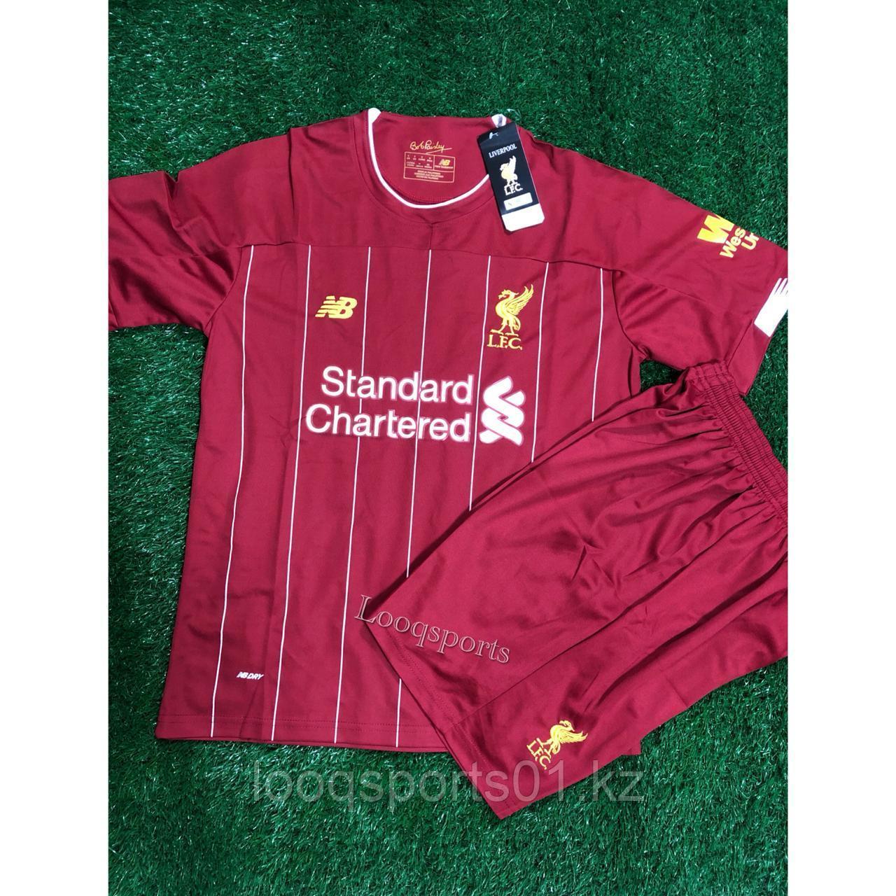 Футбольная форма 19/20 Ливерпуль (Liverpool)