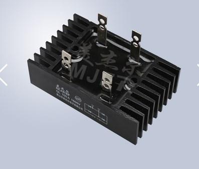 Однофазный мостовой выпрямитель мостовой выпрямительный мост 100а QL100A1600V QL100-16 медная опора