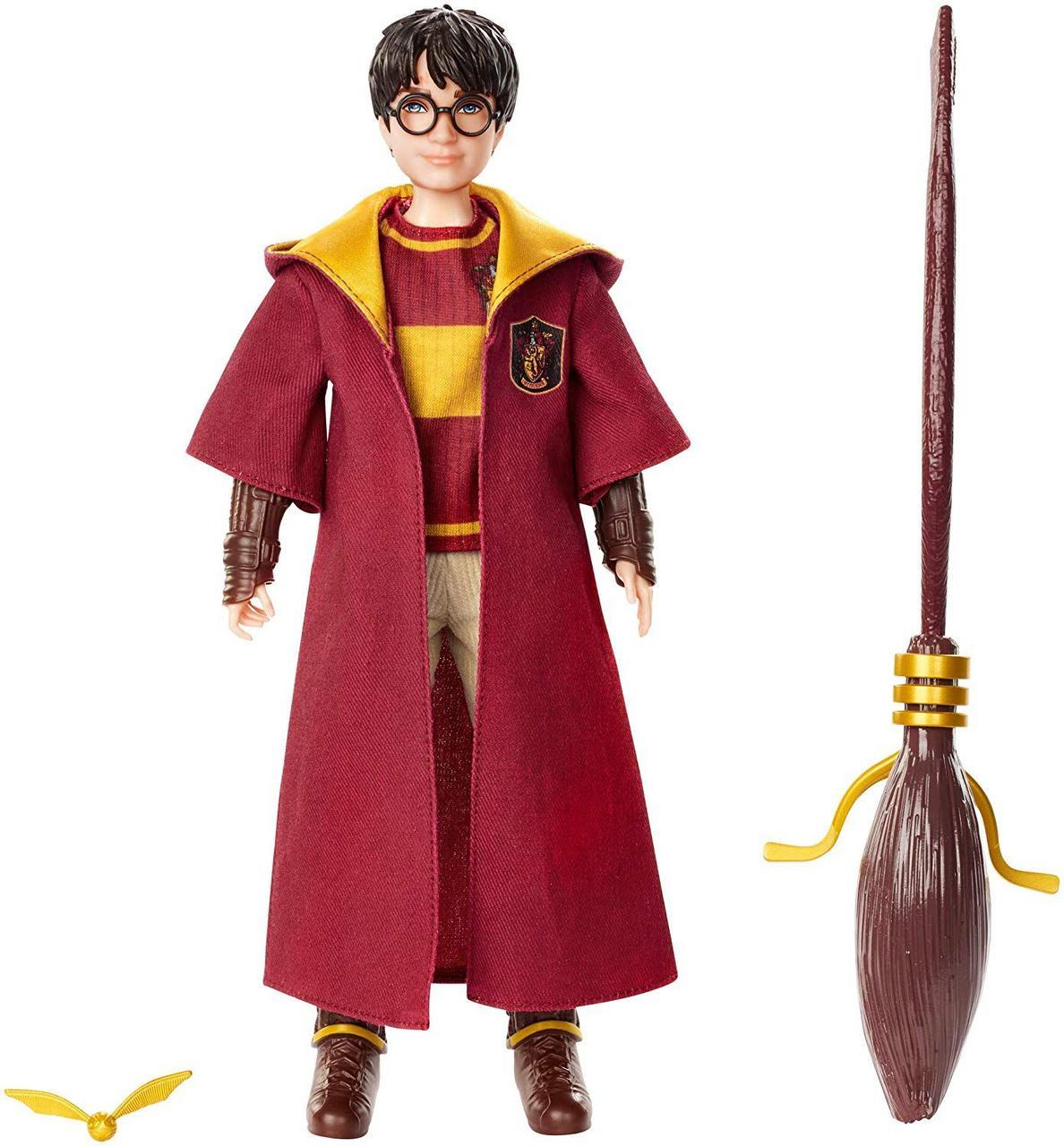 """Кукла """"Harry Potter"""" Гарри Поттер в костюме для квиддича"""