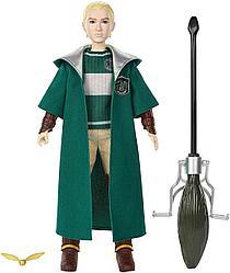 """Кукла """"Harry Potter"""" Драко Люциус Малфой в костюме для квиддича"""