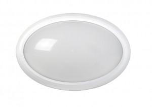Светодиодный светильник LED ДПО 3020 Овал. 8w IP54 белый IEK