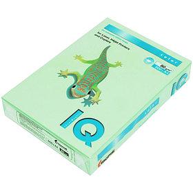 """Бумага """"IQ Color"""" Pale MG28, зеленый, формат А4, пл-ть 160 гр/м2, 250 лист/пач. 400167"""