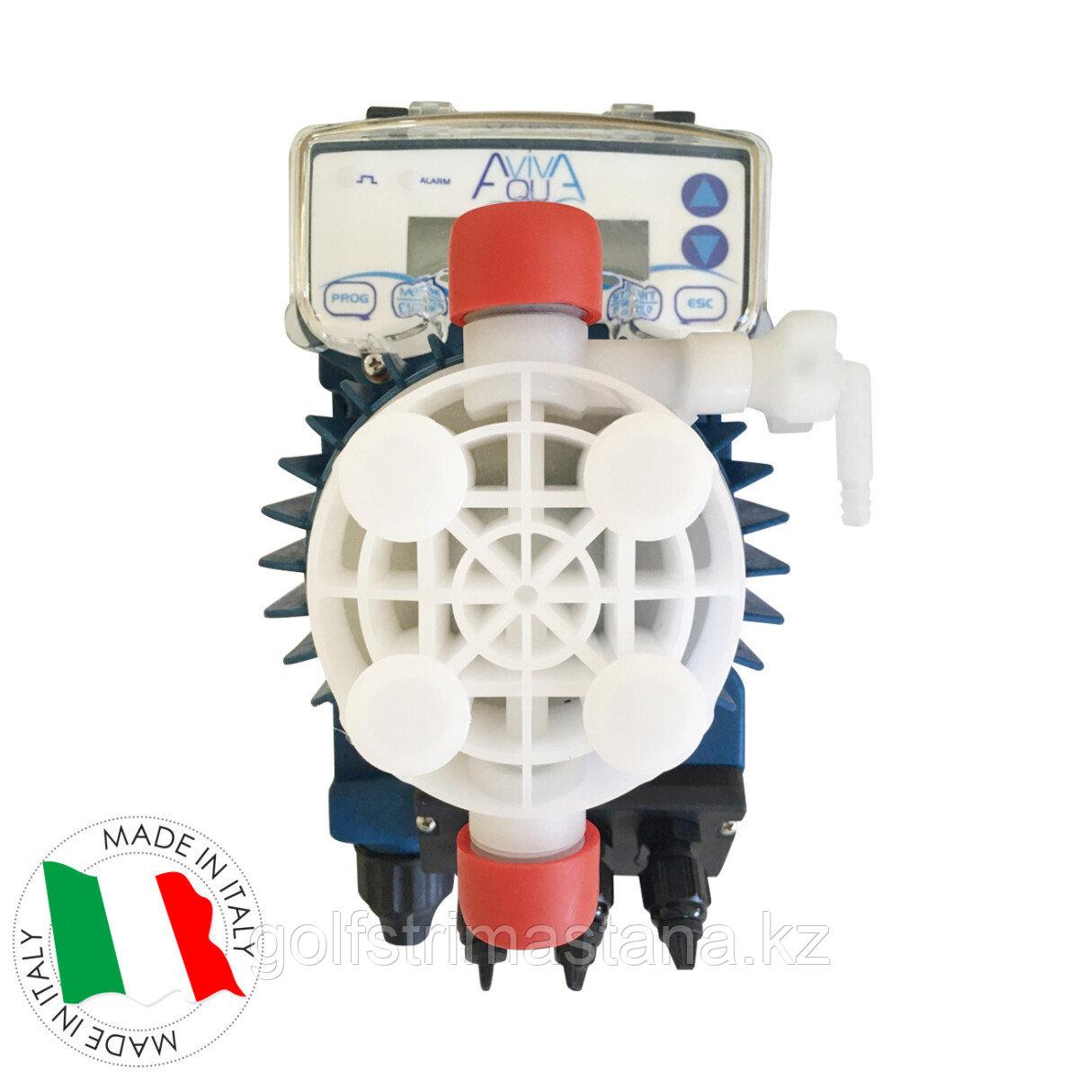 Дозирующий насос AquaViva ТPG803 универсальный / 25 л/ч / с ручн. регулир.