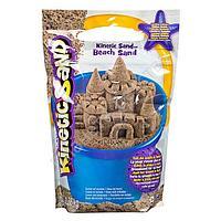 Кинетический песок для лепки - Морской песок коричневый, 1,4 кг.
