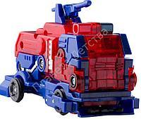 "Screechers Wild Машинка-трансформер второго уровня ""Пирозавр"""