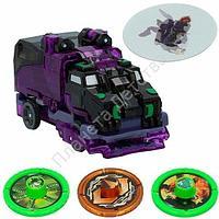 "Screechers Wild Машинка-трансформер второго уровня ""Найтвижн"""