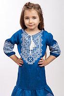 Вышитые платья для девочек