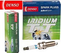 DENSO Свеча зажигания Iridium TT (Twin Tip) IW16TT