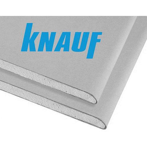 """Гипсокартон потолочный """"KNAUF"""" ГКЛ, толщина 9.5мм, размер 1200*2500, фото 2"""