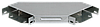 Поворот на 90 гр. 50х100 RAL 9016 (глянец)