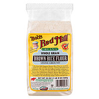 Органическая мука из коричневого риса