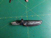 Кожаные ножны для охотничьего ножа