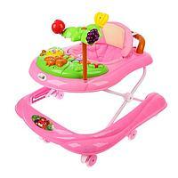 Детские ходунки ALIS Пальма розовый, фото 1