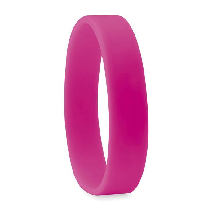 Силиконовый браслет | Розовый