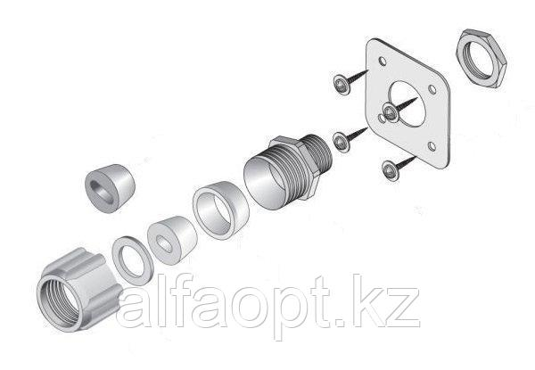 Устройство для ввода кабеля под теплоизоляцию LEK/U/L