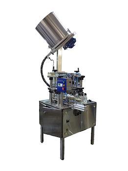 Автомат укупоривания пробкой ПАККА-3000УА-Р (роликовый)