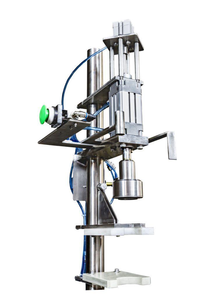 Укупорочный полуавтомат ПАККА-1500УП-К (кронен пробка)