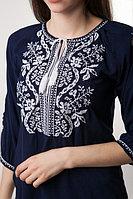 Блузки и рубашки вышитые