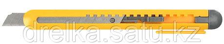 """Нож STAYER """"STANDARD"""" с выдвижным сегментированным лезвием, пластмас., 9мм , фото 2"""