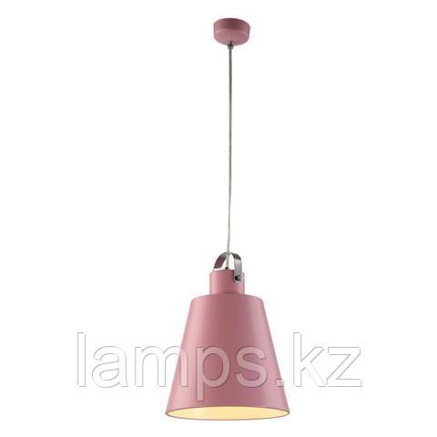 Люстра подвесная светодиодная NOVA 5W розовый 4200K