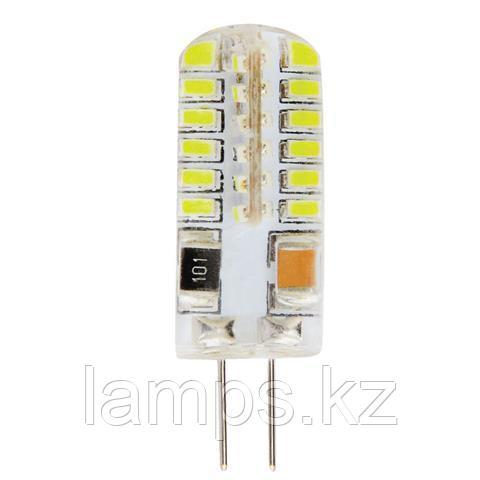 Светодиодная лампа LED силиконовая MICRO-3 3W 6400K
