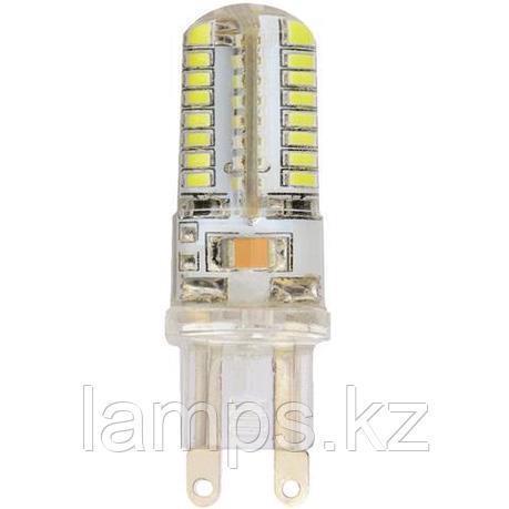 Светодиодная лампа LED силиконовая MEGA-3 3W 2700K , фото 2