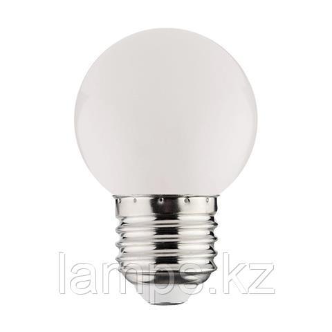 Светодиодная лампа LED RAINBOW 1W 6400K