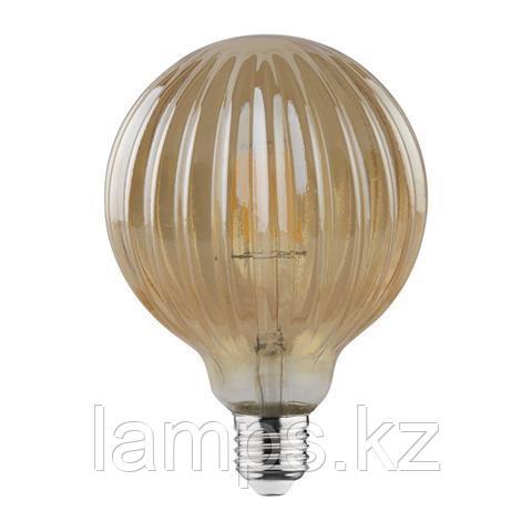 Светодиодная Лампа Эдисона декоративная RUSTIC MERIDIAN-6 6W 2200K