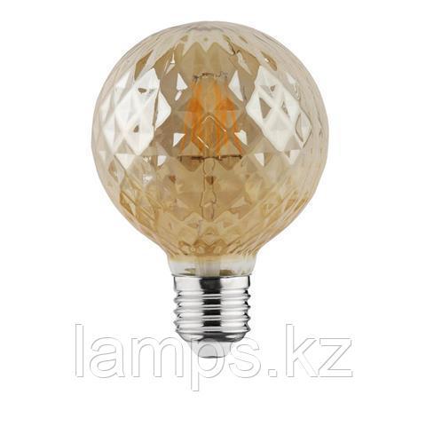 Светодиодная Лампа Эдисона декоративная RUSTIC TWIST-4 4W 2200K