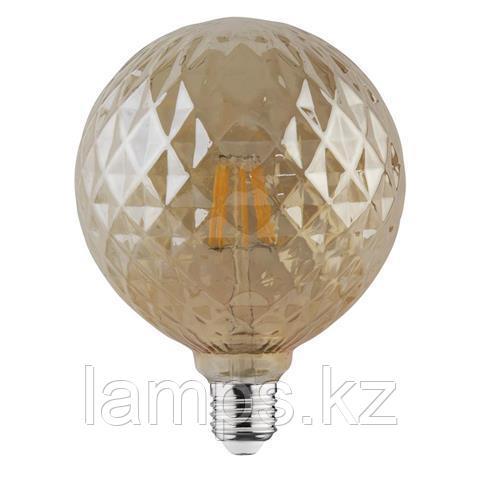 Светодиодная Лампа Эдисона декоративная RUSTIC TWIST-6 6W 2200K