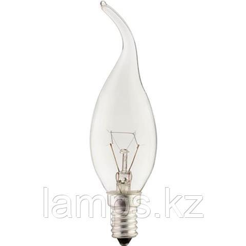 Лампа накаливания FLAME CLEAR-60