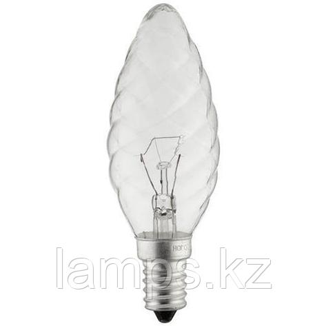 Лампа накаливания SCREW CLEAR-40 , фото 2