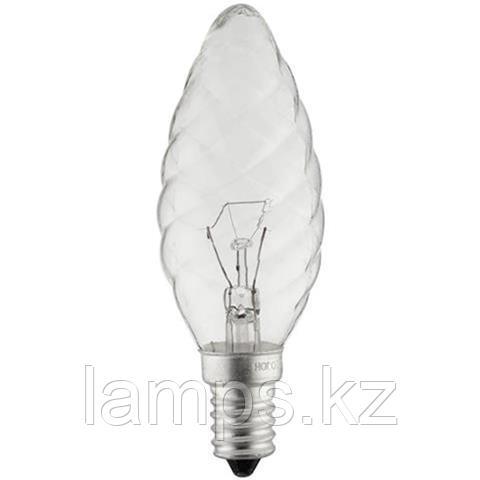 Лампа накаливания SCREW CLEAR-60